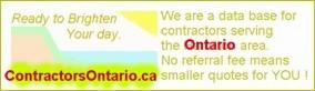 Contractors Ontario